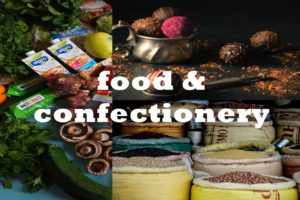food & confectionery