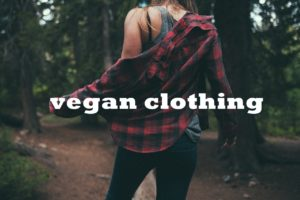 vegan clothing